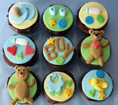 get your baby shower cupcakes inspiration