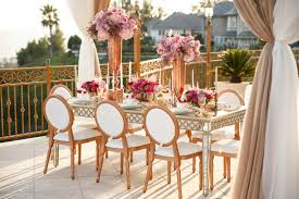 chair party rentals party rentals los angeles orange county glam events