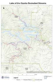 Camden County Maps Fema To Change Flood Maps At Lake Of The Ozarks Community