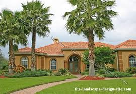 Tropical Landscaping Ideas by Tropical Front Yard Landscaping Ideas