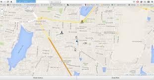 Leaflet Google Maps Uber For X Prototype Uber For X Prototype Development Real Time