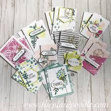stin up soft sayings card kit