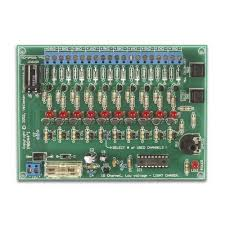 lights chaser electronic project kits modules quasar