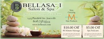 holiday gift cards in janesville salon and spa in janesville