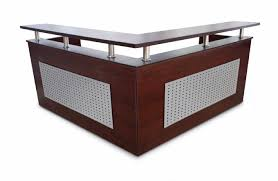 L Shape Reception Desk Alpha L Shaped Reception Counter Oxford Office Furniture