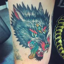 images sailor jerry wolf