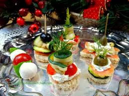 how to canapes food ideas my kitchen
