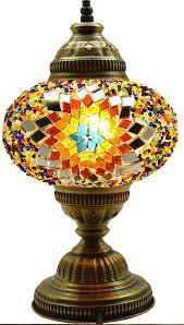 Turkish Lighting Fixtures Turkish Ottoman Moroccan Style Glass Mosaic Ls Lighting From Uk
