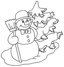 coloring pages snowman coloring pages pictures snowman coloring
