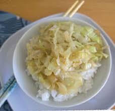 cuisiner du chou vert recette émincé de chou vert
