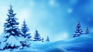 christmas tree with snow snow and christmas trees hd 1080 seamless loop stock footage