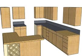 kitchen designs sketchup kitchen stools l shaped with bay window