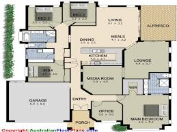 ranch house plan ranch house plans 4 bedroom modern simple p hahnow
