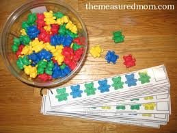 patterns in kindergarten 15 simple ways to teach patterns to preschoolers the measured