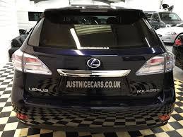 lexus uk phone number used lexus rx 450h 3 5 se l premier 5dr cvt auto for sale in