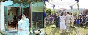 small wedding 10 couples who held small beautiful weddings soompi
