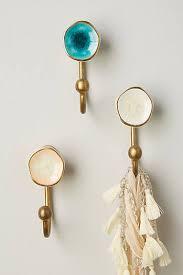 shop decorative wall hooks u0026 coat hooks anthropologie