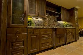 Rustic Cabinets Kitchen by Rustic Kitchen Cabinets