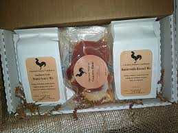 chicken house country breakfast box
