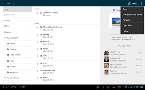 updates google docs for android offline access and