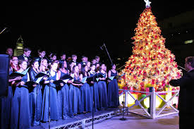 christmas events and holiday activities in los angeles for 2017