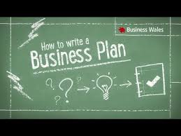 how to write a business plan youtube