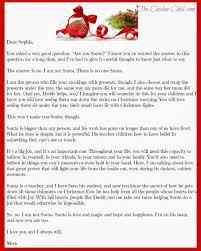 best 25 letter explaining santa ideas on pinterest message from