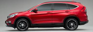 New Honda Crv Diesel 2015 New Honda Cr V Pricing And Specification Details Released