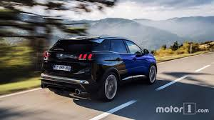 peugeot gti 2017 hotter peugeot 3008 could look like this
