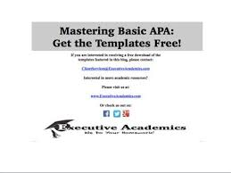 apa format example doc best 25 apa template ideas on pinterest apa example example of