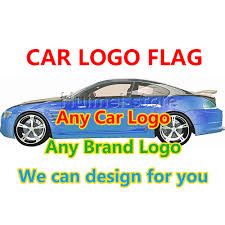 sports car logos buy car logo flags and get free shipping on aliexpress com