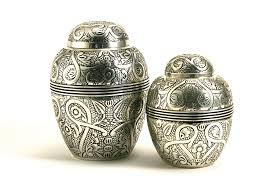 pet urns for dogs silver embossed pet urn urns for cats and dogs paws whiskers