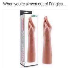 Pringles Meme - when you re almost out of pringles meme xyz