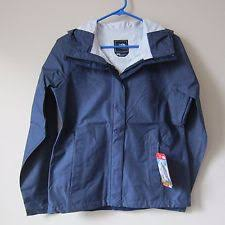 the north face cosmic blue lightweight novelty venture rain jacket