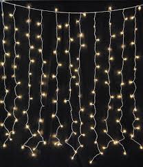 Curtain Fairy Lights by Shining Ideas Curtain Lights Stunning Decoration Amazoncom Leaf