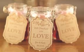 jam wedding favors wedding favor tags pink wedding favors wedding favors