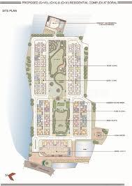 bengal omnitech nirman builders bengal omni lakeview floor plan