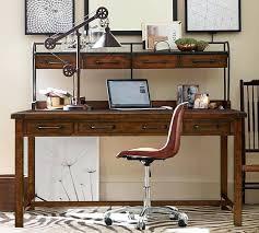 pottery barn desk with hutch pottery barn desk vibehub co