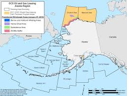 Barrow Alaska Map by Alaska Celebrates Highly Successful Lease Sale This Week Most