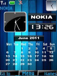 nokia 5130 menu themes download nokia clock nokia theme mobile toones