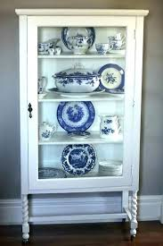 how to arrange a china cabinet pictures white corner china cabinet white china display cabinet china cabinet