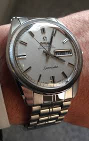 stainless steel bracelet omega watches images Omega seamaster cal 750 omega forums jpg