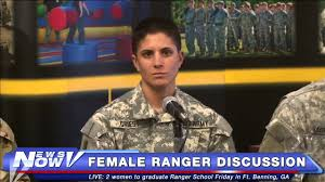 first female soldiers graduate elite army ranger school fnn two women graduating ranger school in ft benning georgia