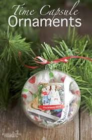 St Christmas Ornament Wedding - festive activities for kids create time capsule christmas