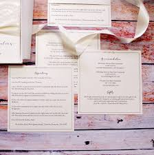 wedding gift list lewis opulence vintage lace luxury wedding invitation by made