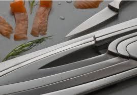nesting kitchen knives nifty nesting knife set 22 words