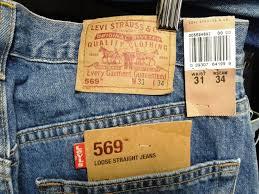 Levis 582 Comfort Fit Jeans каталог джинсов Levi S