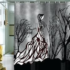 Really Curtains Cool Shower Curtains This Would Be A Really Cool Charcoal Drawing
