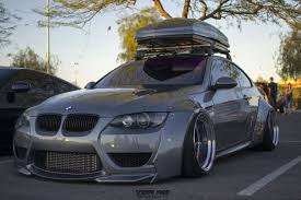 stancenation bmw stance wars is the car meet for the modern day lowriders with one