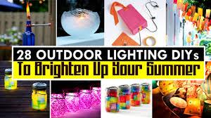 28 sweet backyard lighting ideas youtube